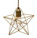 BLEIS(L) STAR PENDANT LIGHT (ブレイスL スター ペンダント ライト) LT-1091/3 【送料無料】 【ポイント5倍】 【IF】