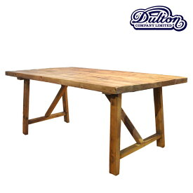 【ダルトン DULTON】 DINING TABLE (ダイニング テーブル) XP-001 【送料無料】【P10B-DT】