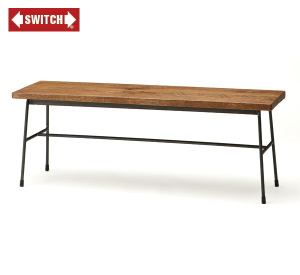 【SWITCH】 ROUGH BENCH TABLE (ラフ ベンチ テーブル) 【送料無料】 【ポイント10倍】
