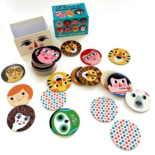 ■ OMM DESIGN MEMORY GAME (OMM デザイン メモリー ゲーム 神経衰弱) 【AS】