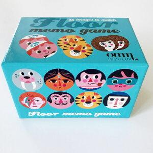 ■OMMDESIGNMEMORYGAME(OMMデザインメモリーゲーム神経衰弱)【あす楽対応】
