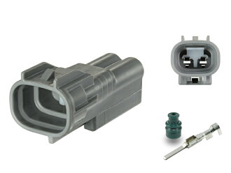 TS 2 type male connector side Capra Kit M090WP-TS/2P090WPK-TS-M