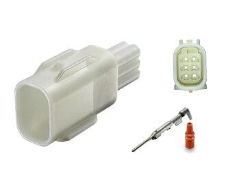 fs3gm025 type TS waterproof series 6 poles M connector kit M025WP-SMTS/6P025WPK-TS-M