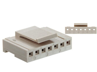 JS series 7 pole F connector (there is no terminal) /7P-JS-JAM-F-tr made in JAM