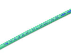 ヒュージブルリンク電線/HR050-16A緑(長さ10cm)