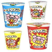 新着にぎわい広場スナック感覚のカップ麺おやつカンパニーブタメン30個セット関東圏送料無料