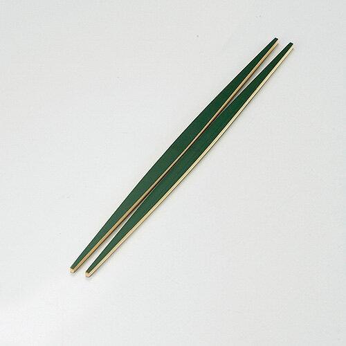 【茶道具 新春・干支】翠竹 両細箸