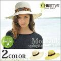 帽子:【Christys'Hat】【CCS1105】クリスティーズMONTAUK全2色◇ch-ccs1105