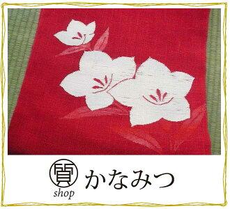여성용 띠여름 중고 착용 가능 마춤옷의 됨됨이 적색 준정식 리사이클 염가 꽃무늬