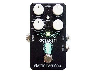리바브 Electro-Harmonix OCEANS 11 Reverb [! ]