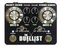 オーバードライブ+オーバードライブ King Tone Guitar The Duellist [送料無料!]【smtb-TK】