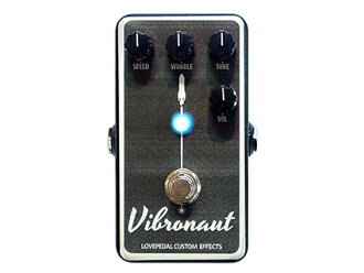 ヴィブラート Lovepedal Vibronaut II Mini [!]