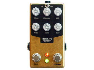 뒤틀림 VeroCity Effects Pedals XTC-B [! ]
