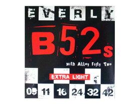エレキギター弦 Everly B-52 ROCKERS 9209[送料無料!]【smtb-TK】