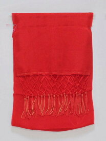志古貴 F7640-04R 送料無料 七五三用 正絹しごき 赤色 日本製 在庫処分