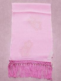正絹しごき 七五三小物 正絹ちりめん調の志ご貴 ピンク色のしごき D・M便送料無料 C3147-P