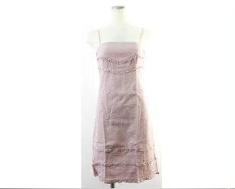 It is used as well as Jill Stewart JILL STUART camisole dress 2 new article