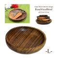 ローズウッド紫檀ミニトレイラウンドLサイズ(14cm)木製ソノクリンウッド丸型小さいトレイトレー小物入れ鍵置きアクセサリー玄関キッチンディスプレイ飾りお皿WOO-0466-L