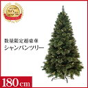 クリスマスツリー シャンパンツリー180cm ヌードツリー
