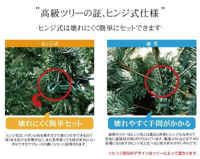 クリスマスツリーLEDウッドベースツリーベツレヘムセット150cm