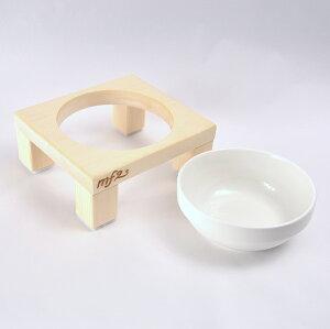 mf2ワンニャン食器丸皿1つペット食器皿器エサ入れ無料ラッピング承ります【RCP】