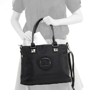 SAVOY(サボイ)バッグ【●】ハンドバッグ(ブラック)無料ラッピング承ります【レディースバッグ】