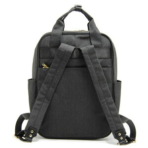 SAVOY(サボイ)バッグ【●】リュック(ブラック)無料ラッピング承ります【レディースバッグ】