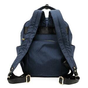 SAVOY(サボイ)バッグ【●】リュック(ネイビー)無料ラッピング承ります【レディースバッグ】