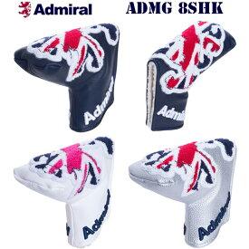 Admiral Golf アドミラルゴルフさがらランパント パターカバー ADMG8SHK