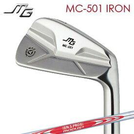 MIURA MC-501 Iron N.S.PRO MODUS3 TOUR120三浦技研 MC-501 アイアン NSプロ モーダス3 ツアー120 6本セット(#5〜PW) 追加番手同時購入できます