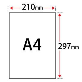 エーワン 手作りステッカー[インクジェット]透明タイプ A4 1面 各3シート 28873