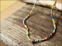 Sunku 39 [サンク] Christmas Beads Necklace&Bracelet/クリスマスビーズネックレス& ブレスレット[SK-004] M...