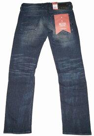 ジースターロウ G-STAR RAW ジーンズ 50625D NETSU TECHNICAL DENIME メンズ 熱デニム 冬物 ストレッチ ストレート Gパン ジーパン