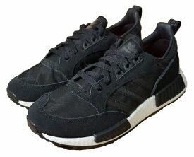 【中古】アディダス adidas スニーカー ボストン スーパー BOSTON SUPER x R1 黒 EE3654 オリジナルス adidas Originals シューズ 靴 ブラック ブースト 国内正規品 メンズ