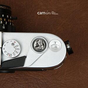 cam-in ソフトシャッターボタン | レリーズボタン 創作型 鉄靴 - CAM9101