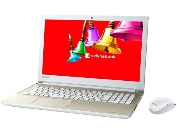【中古】新同 東芝 長期保証モデル T45/BGS(PT45BGS-SJA3) 第6世代CPU メモリ4G HDD1TB DVDS Windows10【RCP】