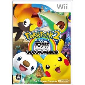 【+6月18日発送★新品】Wiiソフト ポケパーク2〜Beyond the World〜