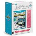 【数量限定特価★+3月19日発送★新品】WiiUソフト Nintendo Land Wiiリモコンプラスセット (ピンク)
