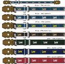 【Lee KIDSリーキッズ】【人気HIT商品】【簡単!!便利!!おしゃれ可愛い〜ゴムベルト】【NEWモデル7色展開】【FREEサイズでウエスト調節可能です】Q...