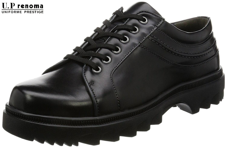 【U3628】【U.P renoma】【ユーピー・レノマ】【送料無料】軽量☆撥水☆カジュアルビジネスシューズ紳士靴