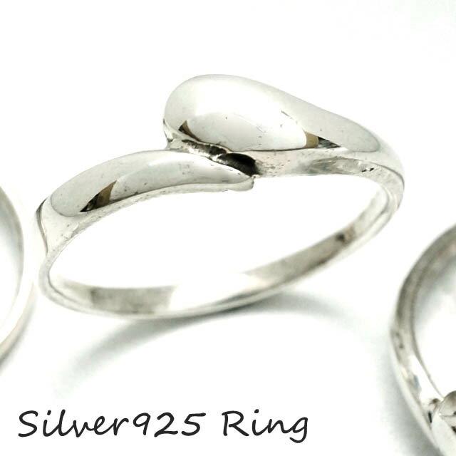 シルバーリング ピンキーリング シルバーピンキィリング16 シルバー925 silver925 シルバーアクセサリー 指輪