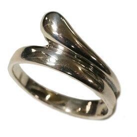 ピンキーリング シルバーリング メンズ レディース 滴 雫 しっぽのようなユニークデザインシルバー925 silver925 シルバーアクセサリー 指輪