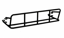 【USバハラック 直輸入正規品】 BajaRack トヨタ 185サーフ ルーフカーゴラック用ライトバーマウント10インチ(25.4cm)ライト用