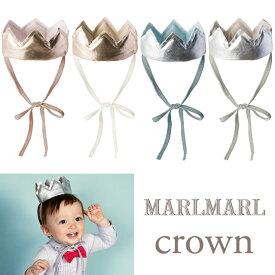 【正規販売店】MARLMARL マールマール crown ヘッドウェアー クラウン【メール便可能】