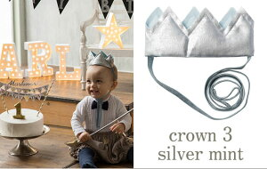 MARLMARLマールマールcrownヘッドウェアークラウン/王冠のヘアアイテム/お誕生日/ハーフバースデー<正規販売店>