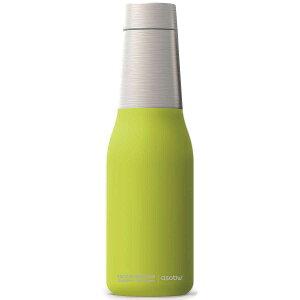 水筒 asobu ファッションボトル OASIS 600ml ステンレスボトル 直飲み 保温保冷 真空断熱 おしゃれ アソブ アソブボトル オアシス ライム