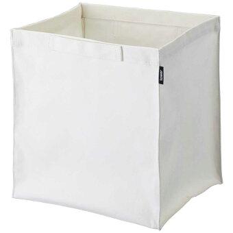 【2200円以上で送料無料】収納ボックス山崎実業TOWER収納ボックス布製折りたたみおしゃれな部屋作りに!YAMAZAKIタワーストレージボックスホワイト