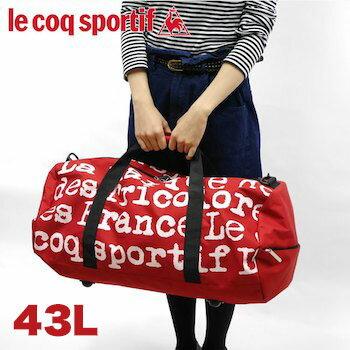 lecoqsportif【ルコックスポルティフ】イーサンボストンバック60