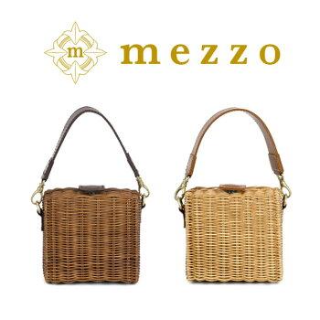 MEZZO【メゾ】クラフトタイトートバッグ