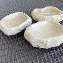 天然大理石 灰皿 アッシュトレイ 3タイプ 【卓上灰皿 灰ざら 来客用 バリ 雑貨 アジア雑貨 アジアン雑貨 バリ リゾー…